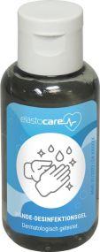 Handdesinfektionsgel Mano, 50 ml als Werbeartikel