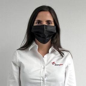 Mund-Nasen-Schutzmaske (MNS) als Werbeartikel