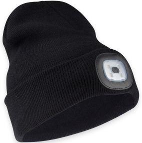Mütze mit LED-Beleuchtung Headlight als Werbeartikel