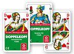 Doppelkopf als Werbeartikel Deutsches Bild als Werbeartikel