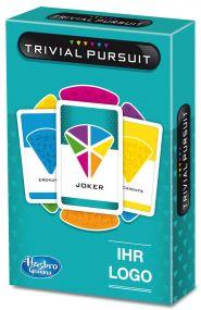 Hasbro - Trivial Pursuit inkl. Werbedruck als Werbeartikel
