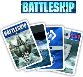 Hasbro - Battleship inkl. Werbedruck als Werbeartikel