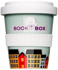 Porzellan Becher Coffee 2 go Mini als Werbeartikel