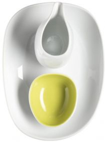 Porzellan Wellness Set 3-tlg. als Werbeartikel