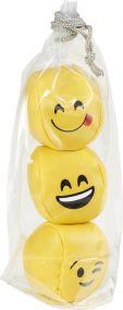Jonglierbälle Emoty als Werbeartikel