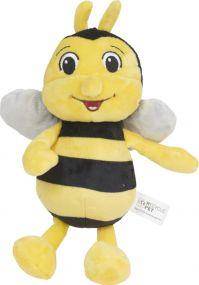 Plüschtier Biene Bienchen aus RPET als Werbeartikel
