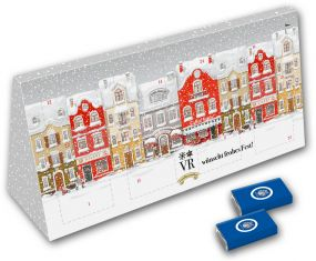 Dostler Adventskalender Table Top als Werbeartikel