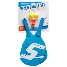 Speedminton® Beach Paddle Set als Werbeartikel