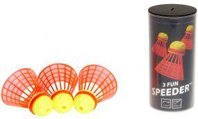 3er Speeder® FUN Tube als Werbeartikel