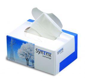 Taschentücher VitaSoft® 30 mit 4c Druck + Lack als Werbeartikel