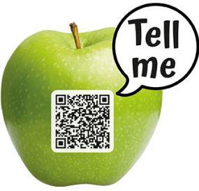 LogoFrucht Tell me Fruits als Werbeartikel
