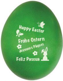 Happy Egg Frohe Ostern als Werbeartikel