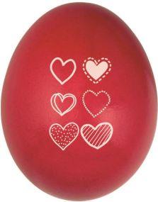 Happy Egg Herz als Werbeartikel