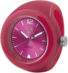 Uhr Lolliclock Ring als Werbeartikel