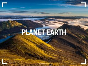 Kalender Planet Earth als Werbeartikel