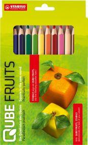 Stabilo GREENtrio Farbstift 12er-Set als Werbeartikel