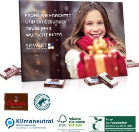 Tisch-Adventskalender Business Exklusiv als Werbeartikel