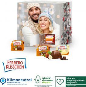 Adventskalender Cube Ferrero als Werbeartikel