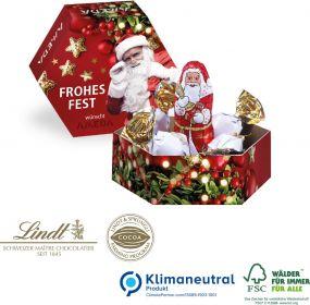 Süße Präsentbox Weihnachten Mini als Werbeartikel