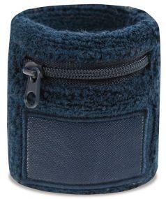 Schweißband mit Tasche