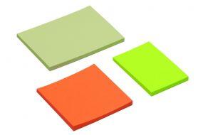 Haftnotizblock Basic, 5 x 7,2 cm, 50 Blatt 4c als Werbeartikel
