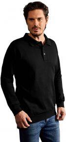 Promodoro Herren Polo Sweatshirt