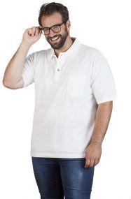 Promodoro Herren Heavy Poloshirt mit Brusttasche als Werbeartikel