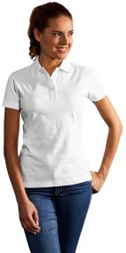 Promodoro Damen Single Jersey Poloshirt