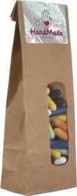 Kraft Tüte ca. 100g als Werbeartikel