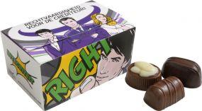 Box Schokolade Pralinen als Werbeartikel