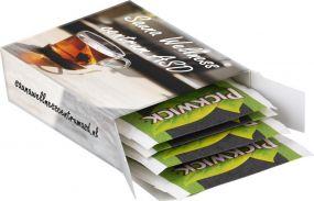 Tee Box als Werbeartikel