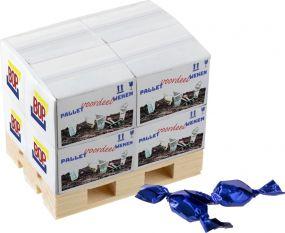 Mikro Palette Süßigkeiten als Werbeartikel