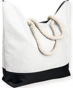 KENZA Strandtasche aus Polyester, 600D als Werbeartikel