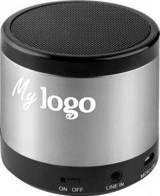 Bluetooth® Lautsprecher Soundn Logo Metmaxx® als Werbeartikel