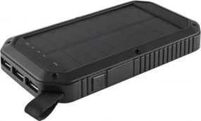 Solar Powerbank Pro Induction 10 Metmaxx® als Werbeartikel