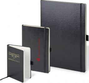Notizbuch Kompagnon A4 liniert als Werbeartikel