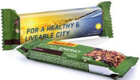 Powerbar Natural Energy Riegel als Werbeartikel