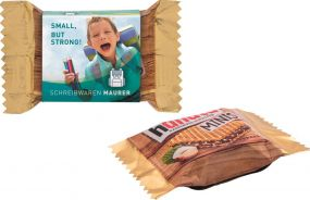Hanuta Mini als Werbeartikel