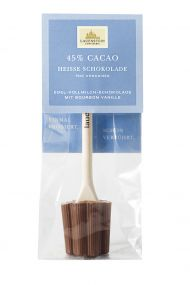 Heiße Schokolade - Plain Vollmilch, 45% Cacao als Werbeartikel als Werbeartikel