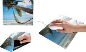 Mousepad Form Square 1 als Werbeartikel als Werbeartikel