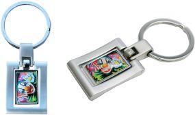 Schlüsselanhänger Wave als Werbeartikel als Werbeartikel