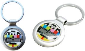 Schlüsselanhänger Circle als Werbeartikel als Werbeartikel
