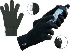 Smartphone- und Tabletthandschuhe L Phone-Glove als Werbeartikel