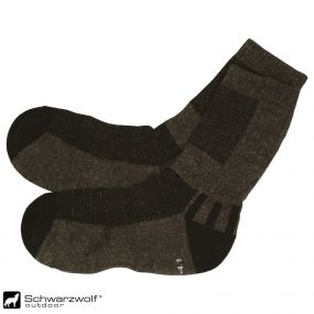 Trekking-Socken Treking Schwarzwolf outdoor®
