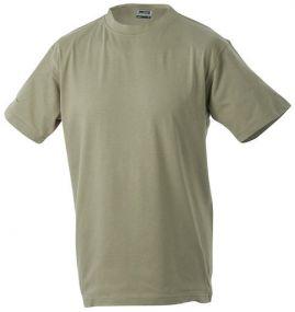 T-Shirt Heavy Rundhalsausschnitt