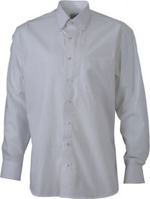 Herrenhemd Button-Down