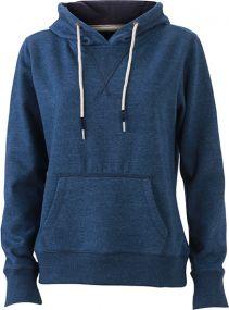 Kapuzen-Sweatshirt Damen Hoody