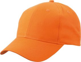 Baseballcap Brushed 6 Panel als Werbeartikel