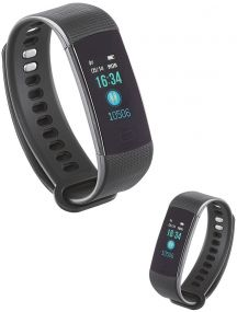 Color Smartwatch spritzwassergeschützt als Werbeartikel
