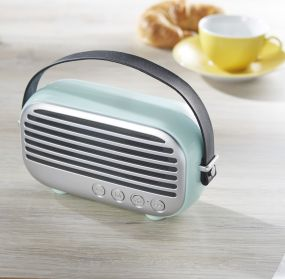 FIFTIES Bluetooth Speaker als Werbeartikel